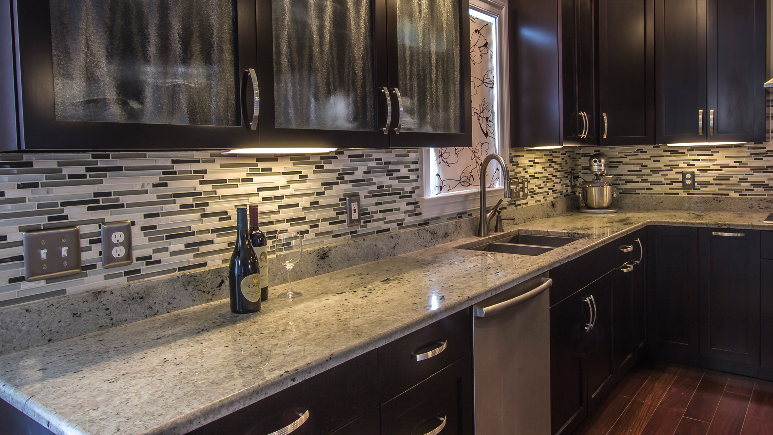Colonial White Granite Kitchen Countertop Oz Enterprises Llc