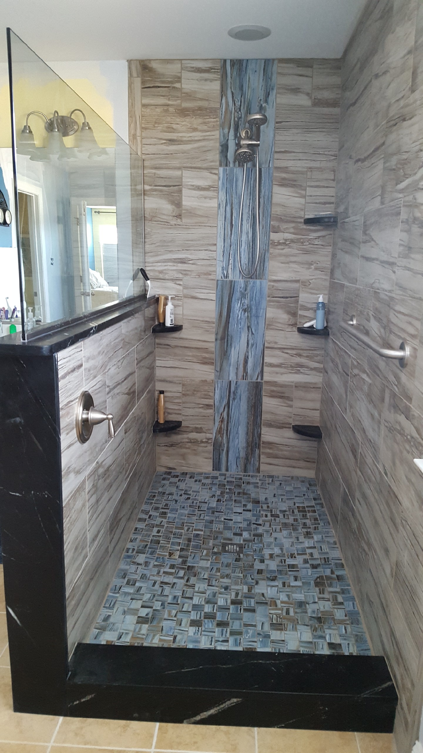 Soapstone Shower Accents Oz Enterprises Llc